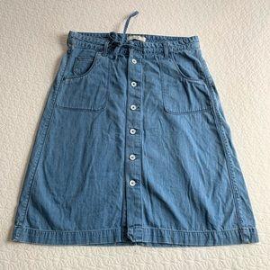 Levi's Jean/Denim Skirt